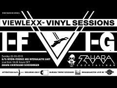 InterrFerence 20 Years of Viewlexx Records For Viewlexx V = For Vinyl Epi. 1 @ Zahara, Scheveningen